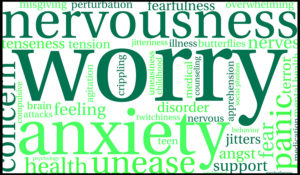 Stop panic attacks by conquering worry.