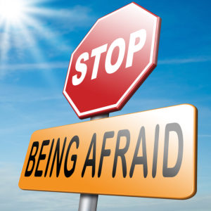 Stop panic attacks by stopping the fear.