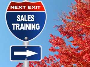 Why sales training is so important.